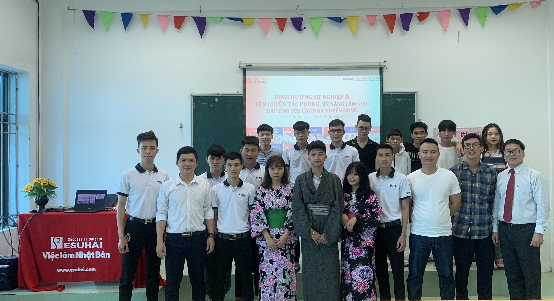 Khóa học kỹ năng và định hướng mục tiêu học tập theo mô hình chuẩn Nhật Bản