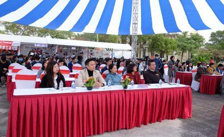 FESTIVAL SINH VIÊN DU LỊCH-NGÔN NGỮ QUỐC TẾ 2020