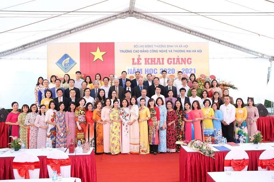 Trường Cao đẳng Công nghệ và Thương mại Hà Nội tổ chức Hội giảng giáo dục nghề nghiệp năm 2021