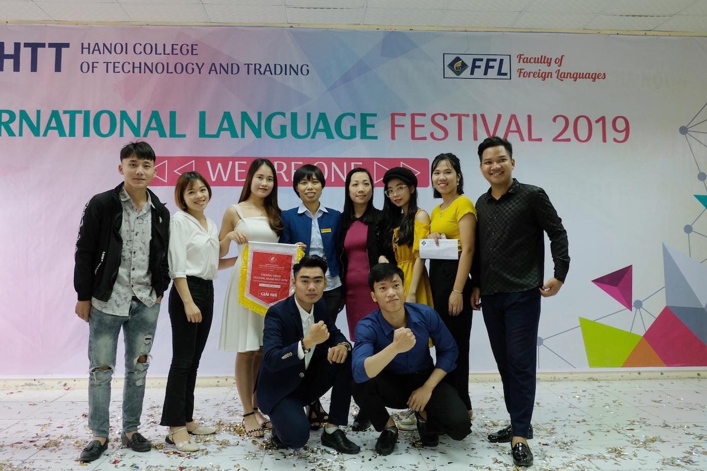 Festival Ngôn Ngữ Quốc Tế 2019