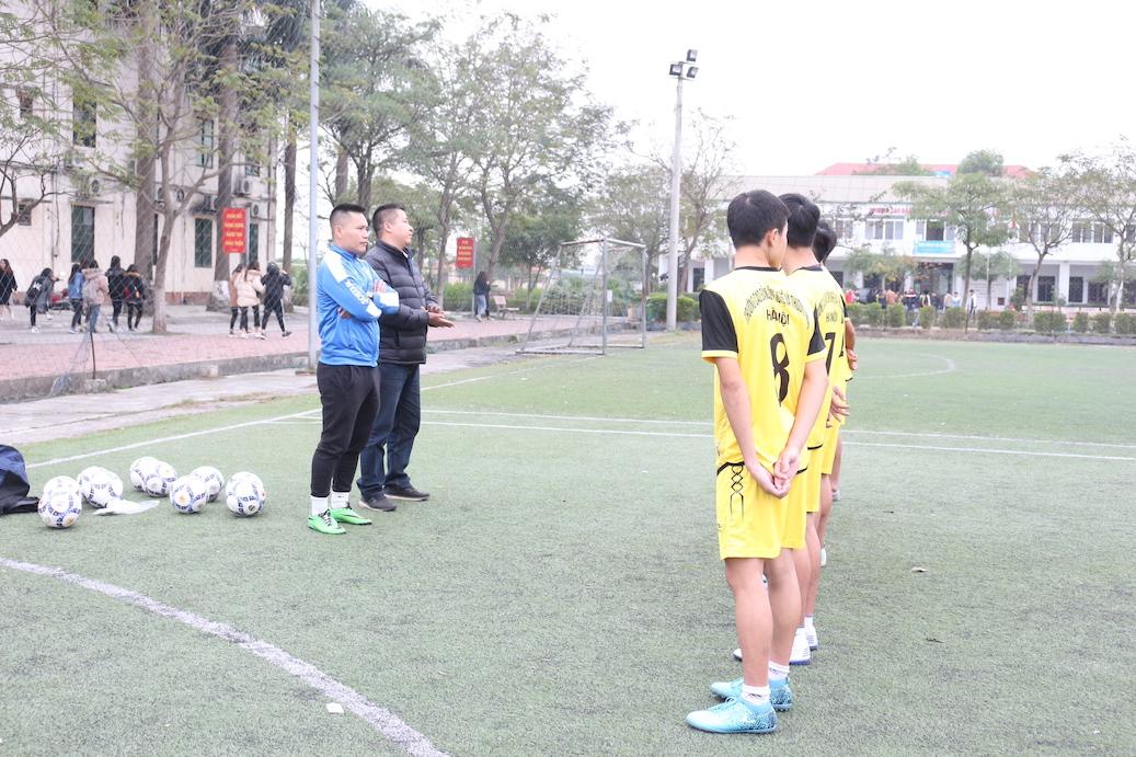 Thành Lập FC HTT – Gặp Mặt Ban Huấn Luyện Đội Bóng