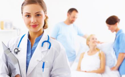 Khối Chăm sóc sức khỏe