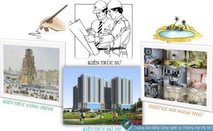 Ngành Kiến trúc học gì ? Ra trường làm gì ?