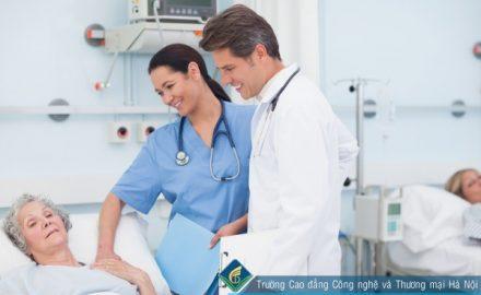 Trường tuyển sinh cao đẳng y sĩ đa khoa 2021