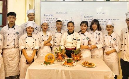 Học đầu bếp để có được thu nhập cao