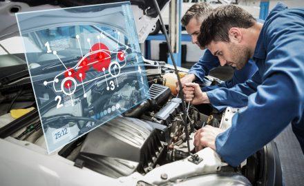 Sinh viên ngành công nghệ kỹ thuật ô tô có việc làm ngay khi tốt nghiệp
