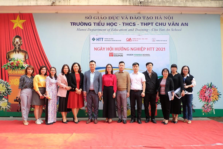 """Chương trình """"Ngày hội hướng nghiệp HTT năm 2021"""""""