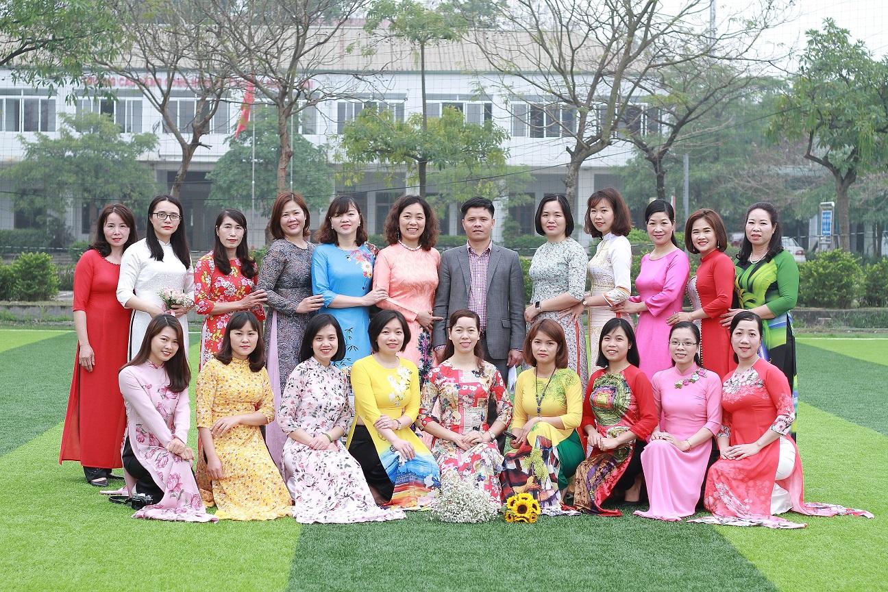 Kỷ niệm 111 năm Ngày Quốc tế phụ nữ (08/03/1910 – 08/03/2021) – Trường Cao đẳng Công nghệ và Thương mại Hà Nội