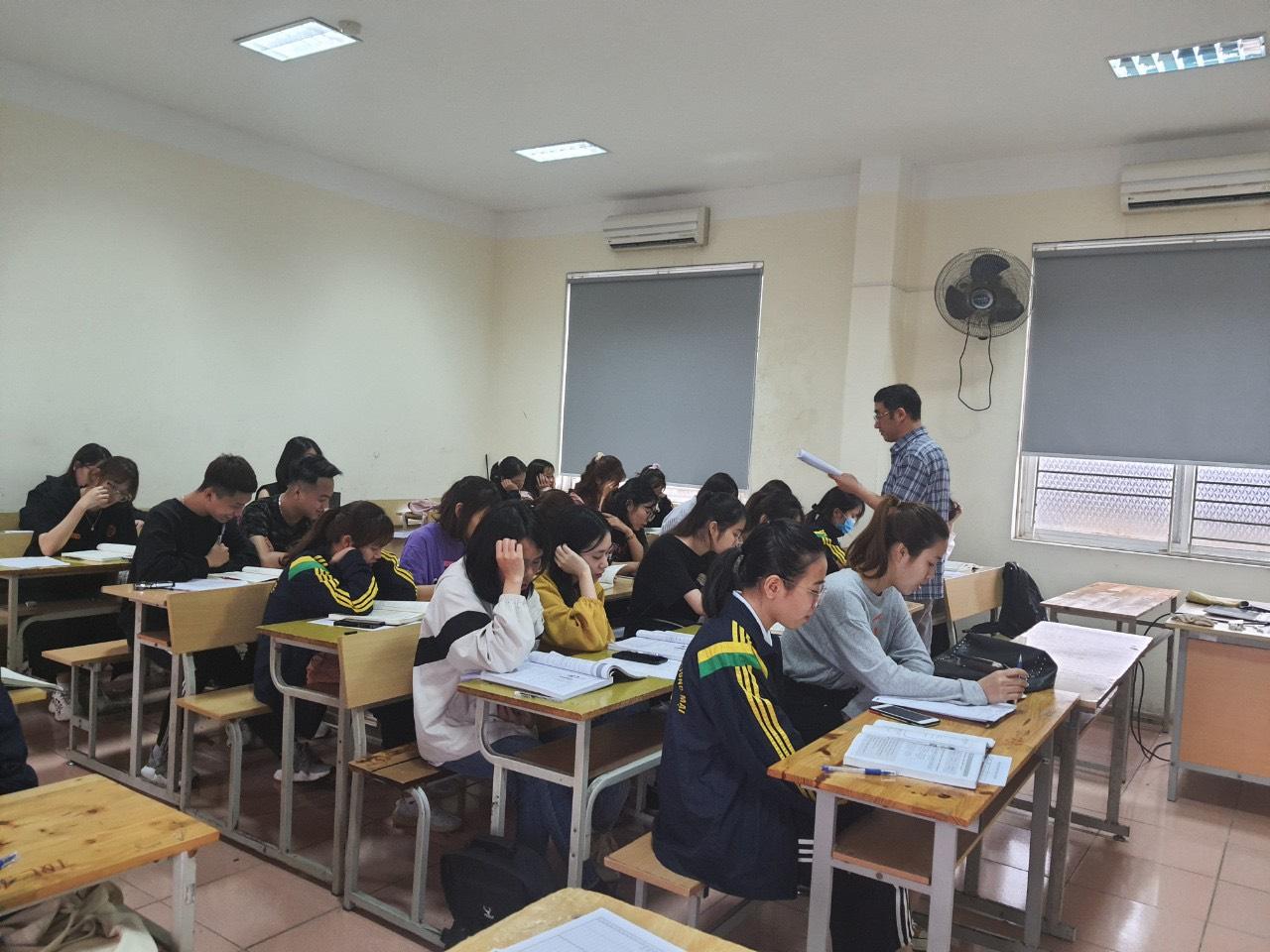 Tìm hiểu chương trình: Trao đổi sinh viên giữa HTT và Đại học Dongshin Hàn Quốc